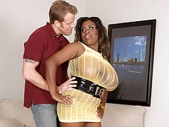 The Successor To Sammie Black Also Has Bang-em Style
